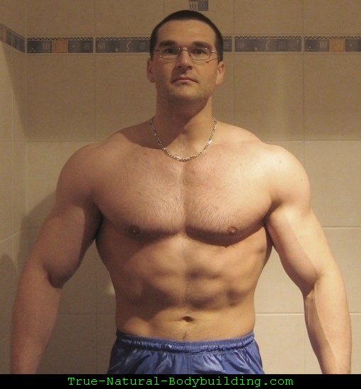 true natural bodybuilding the personal story of a real natural
